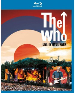 The Who - Live at Hyde Park - (Blu-ray)