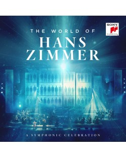 Hans Zimmer - A Symphonic Celebration, Live (3 Vinyl)