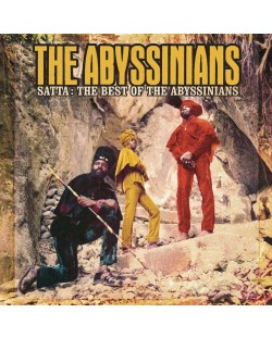 The Abyssinians - Satta Amassa Gana (The Best of The Abyssinians) - (CD)
