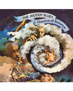 The Moody Blues - a Question of Balance - (Vinyl)