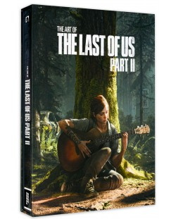 The Art of the Last of Us, Part II (Deluxe Edition)
