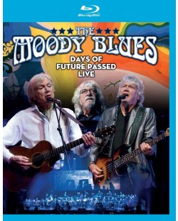 The Moody Blues - Days Of Future Passed Live - (Blu-ray)