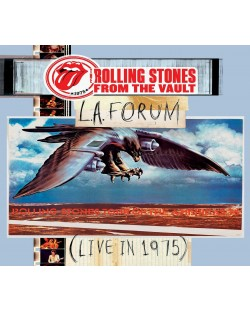 The Rolling Stones, - From the Vault: L.A. Forum (Live In 1975) - (CD + 2 DVD)