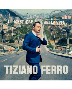 Tiziano Ferro - Il Mestiere Della Vita (Vinyl)