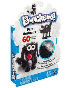 Set creativ Bunchems - Animale de companie