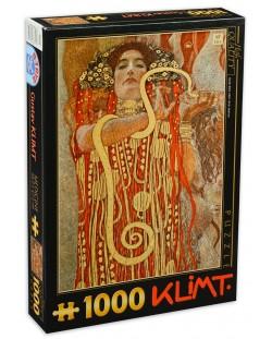 Puzzle D-Toys de 1000 piese - Gustav Klimt,