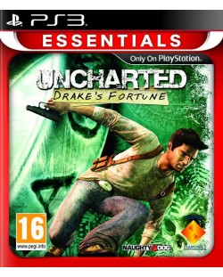Uncharted: Drake's Fortune - Essentials (PS3)