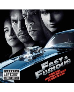 Various Artist - fast and Furious (CD)
