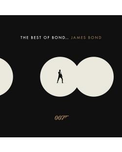 Various Artists - The Best Of Bond... James Bond 3LP