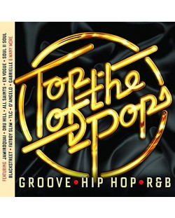 Various Artists - Top Of the Pops, Groove Hip Hop & R&B (CD Box)