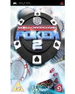 World Championship Poker 2 (PSP)