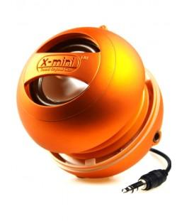 Mini boxa X-mini II - portocalie