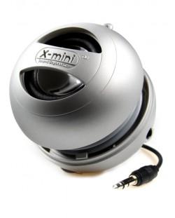 Mini boxa X-mini II - argintie