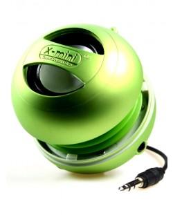Mini boxa X-mini II - verde