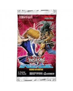Yu-Gi-Oh! Speed Duel - Scars of Battle Booster