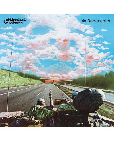 The Chemical Brothers - No Geography - (CD) - 1