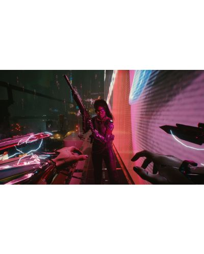 Cyberpunk 2077 - Day One Edition (PS4) - 13