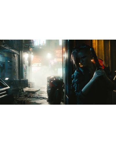 Cyberpunk 2077 - Day One Edition (PS4) - 14