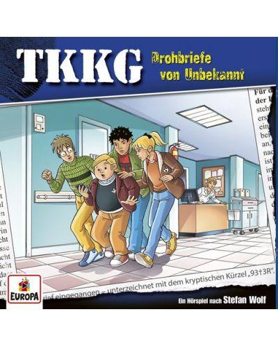 TKKG - 209/Drohbriefe von Unbekannt - (CD) - 1