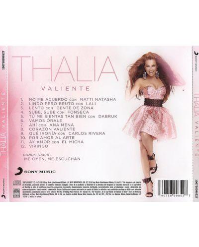 Thalia - Valiente - (CD) - 2