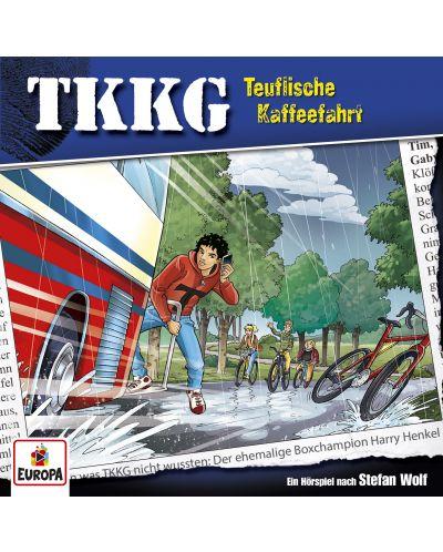 TKKG - 205/Teuflische Kaffeefahrt - (CD) - 1