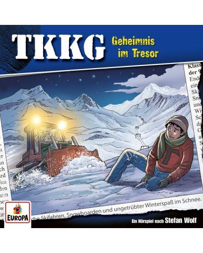 TKKG - 208/Geheimnis Im Tresor - (CD) - 1