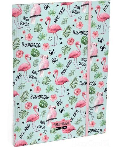 Dosar cu elastic Lizzy Card A4 - Funmingo, Lollipop - 1