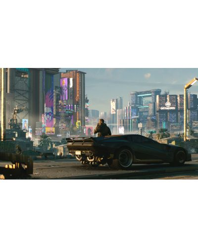Cyberpunk 2077 - Day One Edition (PS4) - 4