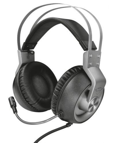 Casti gaming Trust - GXT430 Ironn, negre - 1