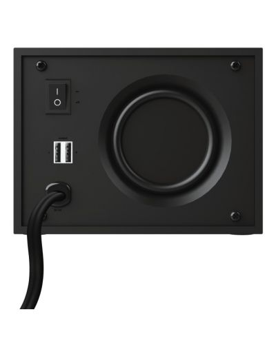 Sistem audio Trust - Ziva, RGB, 2.1, negru - 5