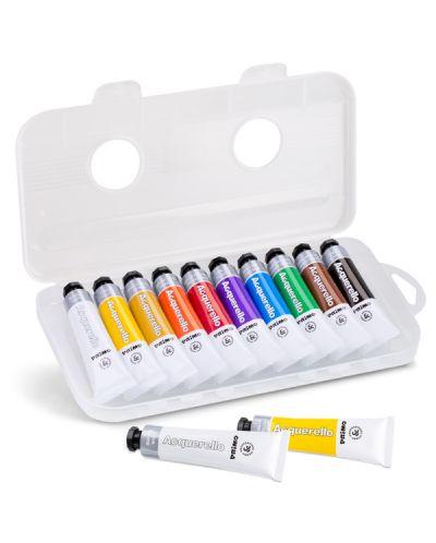 Acuarele in tub Fine - 10 culori х 18 ml - 2