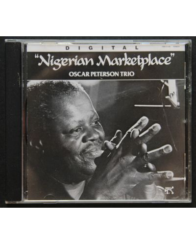 The Oscar Peterson Trio - Nigerian Marketplace (CD) - 1