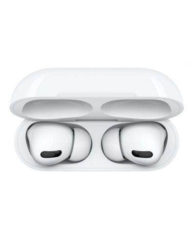 Casti Apple - AirPods Pro, Wireless, albe - 4