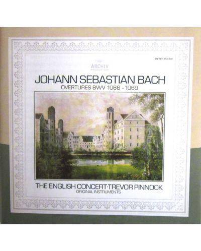 Bach, J.S.: Orchestral Suites (Overtures) BWV 1066 - 1069 - (CD) - 1