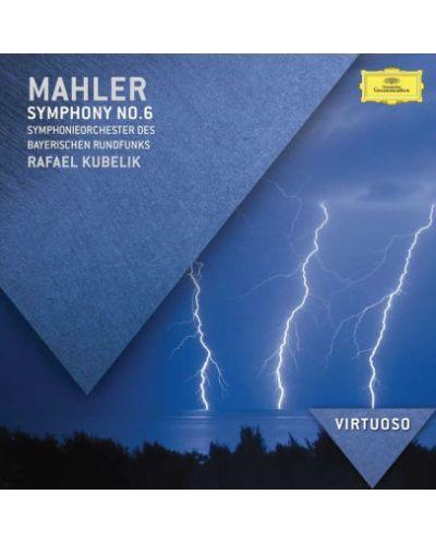 Symphonieorchester des Bayerischen Rundfunks - Mahler: Symphony No.6 in A Minor - (CD) - 1