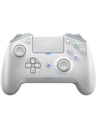 Gamepad Razer Raiju Tournament Edition - Mercury, pentru PS4/PC, v1.04 - 1