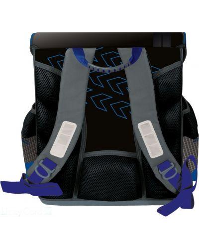 Ghiozdan scolar ergonomic Lizzy Card - Ford Mustang GТ, Premium - 2