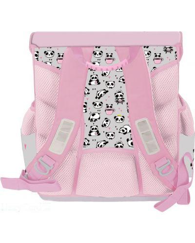 Ghiozdan scolar ergonomic Lizzy Card - Hello Panda Lollipop, Premium - 2