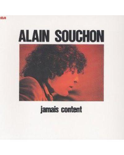 Alain Souchon - Jamais Content (CD) - 1