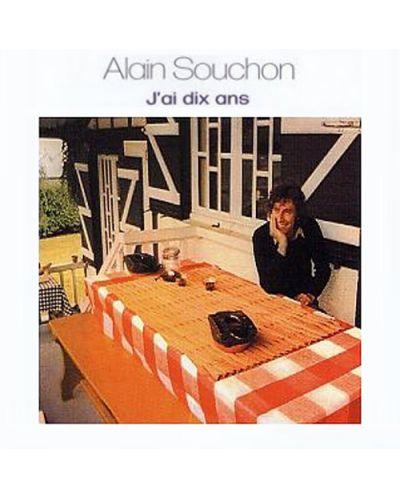 Alain Souchon - j'ai dix ans (CD) - 1