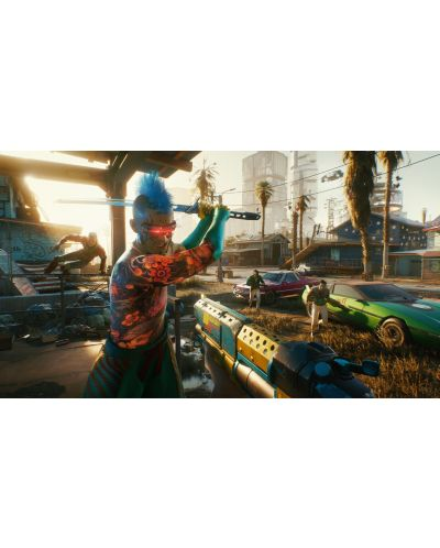 Cyberpunk 2077 - Day One Edition (PS4) - 5