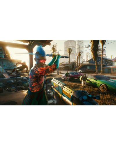 Cyberpunk 2077 - Day One Edition (PS4) - 6