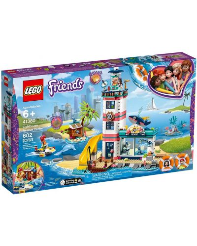 Constructor Lego Friends - Lighthouse Rescue Center (41380) - 1