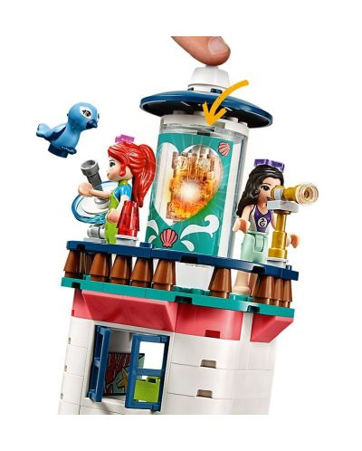 Constructor Lego Friends - Lighthouse Rescue Center (41380) - 4