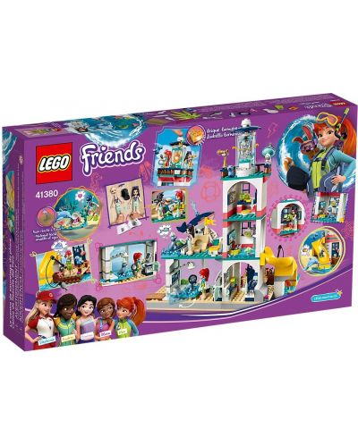 Constructor Lego Friends - Lighthouse Rescue Center (41380) - 5