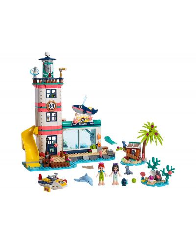 Constructor Lego Friends - Lighthouse Rescue Center (41380) - 2