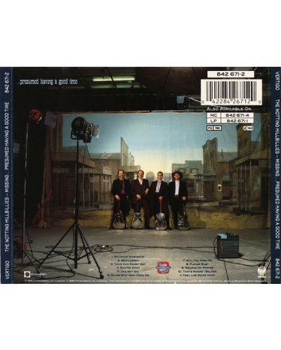 The Notting Hillbillies - Missing... Presumed Having A Good Time (CD) - 2