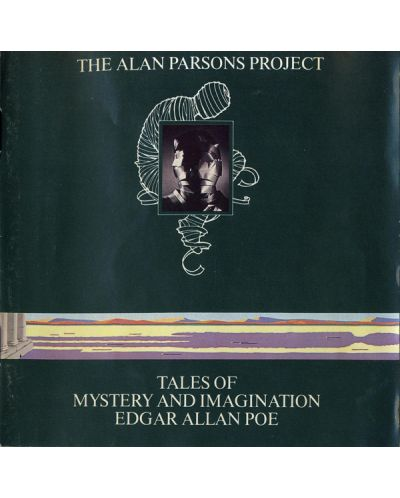 The Alan Parsons Project - Tales of Mystery and Imagination - (CD) - 1