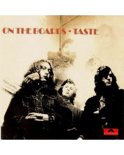 Taste - On The Boards - (CD) - 1