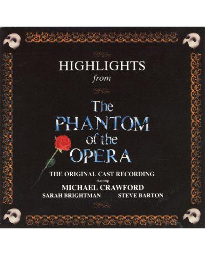 The Original London Cast - Highlights From Phantom Of The Opera (CD) - 1